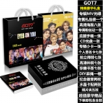 Photobook Chinese GOT7 - EYES ON YOU