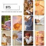 สติ๊กเกอร์การ์ด BTS - Love Yourself