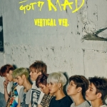 GOT7 - Mini Album [MAD] Vertical Ver. + Poster