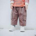 กางเกง สีน้ำตาล แพ็ค 5 ชุด ไซส์ 80-90-100-110-120