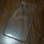 เคสนิ่มใส (หนา 0.3 mm) HTC U11