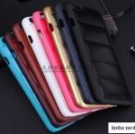 เคสไอโฟน6 พลัส 5.5 นิ้ว พลาสติก + หนังเทียม ออกแบบได้สุดเท่ ราคาส่ง ราคาถูก
