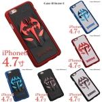 เคส iphone 6 4.7 นิ้ว พลาสติกลายแบทแมน Batman ชุปโลหะ ราคาถูก