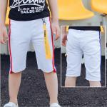 กางเกง สีขาว (ไซส์ใหญ่) แพ็ค 3 ชุด ไซส์ 110-120-130 (เลือกไซส์ได้)