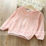 เสื้อคลุม สีชมพู แพ็ค 5 ชุด ไซส์ 100-110-120-130-140