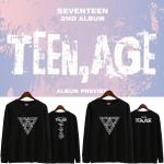 เสื้อแขนยาว (Sweater) Seventeen - Teen, Age