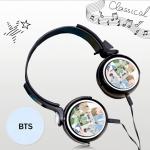 หูฟังครอบ BTS - SUMMER PACKAGE 2017