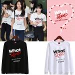 เสื้อแขนยาว (Sweater) TWICE - What is Love