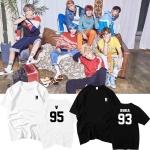เสื้อยืด (T-Shirt) BTS Love Yourself (ชื่อเมมเบอร์)
