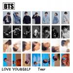 การ์ดเซต BTS - LOVE YOURSELF [Tear] (แฟนเมด)