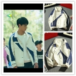 เสื้อแจ็กเก็ต แบบ Hu Yi Tian ในซีรี่ย์ A Love So Beautiful