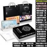 Photobook Chinese BTS - LOVE YOURSELF พร้อมปฏิทินตั้งโต๊ะ