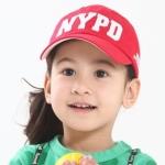 หมวก cap ลาย NYPD สีแดง