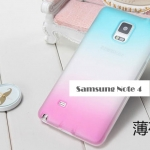 เคส note 4 Samsung Galaxy note 4 พลาสติกไล่เฉดสีสวยมากๆ ราคาส่ง ขายถูกสุดๆ