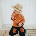 เสื้อ สีส้ม แพ็ค 5 ชุด ไซส์ 80-90-100-110-120