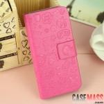 case iphone 4s 4 เคสกระเป๋าหลังฝาพับข้าง ลายการ์ตูนน่ารักๆ
