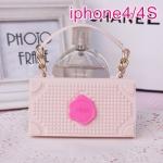 เคส iphone 4 เคสไอโฟน4s Candies Cliche handbag เคสซิลิโคนทำเป็นกระเป๋าถือเปิดปิดได้มีที่คล้องมือแนวๆ น่ารักสุดๆ
