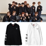 เสื้อฮู้ดซิปหน้า (Hoodie) Seventeen 2018 Japan Arena SVT