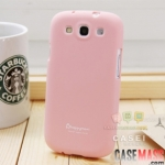 Case S3 Case Samsung Galaxy S3 i9300 HAPPYMORI ซิลิโคน TPU นิ่มๆ สีหวานๆ ultra-thin matte silicone