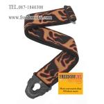 สายสะพาย Planet Waves Lock Strap 50PLA01 Flames