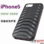 case iphone 5 เคสไอโฟน5 เคสลายยางรถยนต์สุดเท่ tire pattern