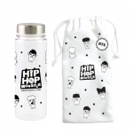 BTS- HIP HOP MONSTER BOTTLE SET B
