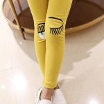 กางเกง สีเหลือง แพ็ค 5 ชุด ไซส์ 100-110-120-130-140