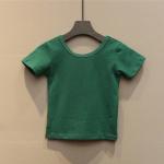 เสื้อ สีแเขียว แพ็ค 5 ชุด ไซส์ 7-9-11-13-15