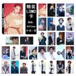 ชุดรูป LOMO #GOT7 Never Ever : JB (30รูป)