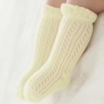 ถุงเท้า สีเหลือง แพ็ค 12 คู่ ไซส์ M (ประมาณ 2-4 ปี)