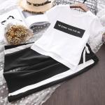 เสื้อ+กางเกง สีดำ แพ็ค 5 ชุด ไซส์ 7-9-11-13-15