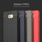 เคส Samsung C9 Pro พลาสติก TPU สีพื้นสวยงามมาก ราคาถูก