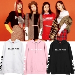 เสื้อฮู้ด (Hoodie) BLACKPINK - Winter Collaboration
