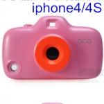 เคส iphone 4 เคสไอโฟน4s Korea ACA Toy Camera เคสกล้องถ่ายรูปของเล่นน่ารัก
