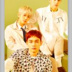 โปสเตอร์ออฟฟิเชียล #EXO-CBX - Mini Album Vol.2