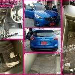 พรมดักฝุ่นปูพื้นรถ Mazda CX-5