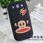 เคส S3 Case Samsung Galaxy S3 เคสซิลิโคน paul frank protective paul frank silicone case