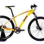 จักรยานเสือภูเขา KAZE Zero 320 27 สปีด ดิสน้ำมัน เฟรมอลู X6 2017