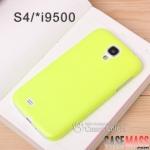 เคส S4 Case Samsung Galaxy S4 i9500 เคสพลาสติกบางเฉียบโปร่งแสง เบาๆ บางๆ สวยๆ transparent frosted ultra-thin protective cover cell phone case