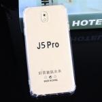 เคส Samsung J5 Pro ซิลิโคน soft case หุ้มขอบปกป้องตัวเครื่อง โปร่งใสสวยมากๆ ราคาถูก