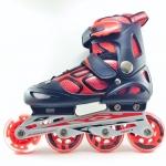 รองเท้าสเก็ต rollerblade รุ่น MZR สีแดง-ดำ ไซส์ M