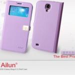 Case Samsung Galaxy Mega 6.3 Ailun เคสกระเป๋าสีสวยๆ หวานๆ โชว์หน้าจอและใส่บัตรได้ ด้านในเป็น TPU นิ่มๆ เคสมือถือขายปลีกขายส่งราคาถูก