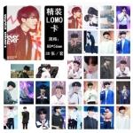 ชุดรูป LOMO #GOT7 Never Ever : YuGyeom (30รูป)