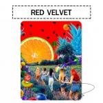 แผ่นรองเม้าส์ Red Velvet - The Red Summer