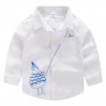 เสื้อ แพ็ค 5 ชุด ไซส์ 100-110-120-130-140