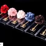 เคส iphone 6 (4.7) พลาสติกโปร่งใสประดบดอกไม้ห้อยแสนสวย ราคาส่ง ราคาถูก