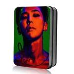 ชุดรูปพร้อมกล่องเหล็ก #BIGBANG #GD solo USB KWON JI YONG