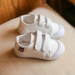 รองเท้าเด็กแฟชั่น สีขาว แพ็ค 6 คู่ ไซส์ 23-24-25-26-27-28