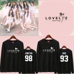 เสื้อแขนยาว (Sweater) Lovelyz - A New Trilogy (เมมเบอร์)
