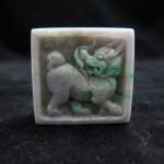 มังกรหยกแกะสลัก (Dragon Craving Jade)